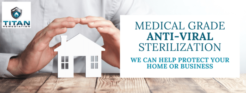 titan remediation home sterilization services available anti virus protection